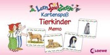 Cover-Bild zu Tierkinder - Memo
