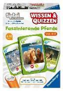 Cover-Bild zu tiptoi® Wissen & Quizzen: Faszinierende Pferde