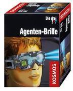 Cover-Bild zu Die drei ??? Agenten-Brille