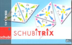 Cover-Bild zu Schubitrix Multiplikation 1x1 bis 100