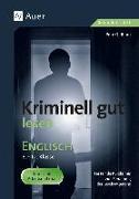 Cover-Bild zu Kriminell gut lesen Englisch 8-10 von Oldham, Pete