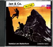 Cover-Bild zu Jan und Co. Vermisst am Matterhorn