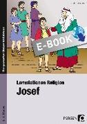 Cover-Bild zu Lernstationen Religion: Josef (eBook) von Jebautzke, Kirstin