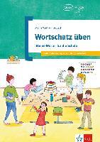 Cover-Bild zu Schulwortschatz üben: In der Schule - Die Fächer - Die Aufgaben von Doukas-Handschuh, Denise