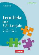 Cover-Bild zu Lerntheke Grundschule, DaZ, Klasse 3/4, Differenzierungsmaterial für heterogene Lerngruppen, Kopiervorlagen von Doerfler, Theo