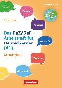 """Cover-Bild zu """"Das bin ich"""" - das DaZ/DaF-Arbeitsheft für Deutschlerner (A1) Grundschule, Mit Aufgaben zum Gestalten, Schreiben und Sprechen, Kopiervorlagen von Froese, Wolfgang"""