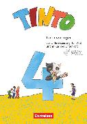 Cover-Bild zu Tinto Sprachlesebuch 2-4, Neubearbeitung 2019, 4. Schuljahr, Kopiervorlagen mit CD-ROM, Zur Differenzierung, für DaZ und inklusiven Unterricht