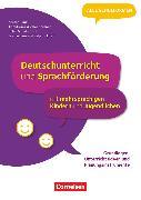 Cover-Bild zu Deutschunterricht und Sprachförderung mit mehrsprachigen Kindern und Jugendlichen, Grundlagen, Unterrichtsideen und Planungsinstrumente, Buch von Aschenbrenner, Karl-Heinz