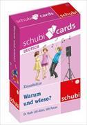 Cover-Bild zu Schubicards Warum und wieso? Kausalsätze