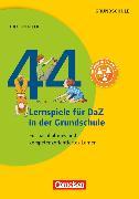 Cover-Bild zu Lernen im Spiel, 44 Lernspiele für DaZ in der Grundschule, Für nachhaltiges und kompetenzorientiertes Lernen, Buch von Doerfler, Theo