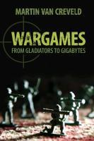Cover-Bild zu Wargames von Creveld, Martin van