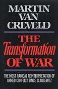 Cover-Bild zu Transformation of War von Van Creveld, Martin