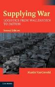 Cover-Bild zu Supplying War von Creveld, Martin van