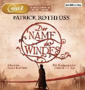Cover-Bild zu Der Name des Windes
