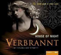Cover-Bild zu House of Night - Verbrannt