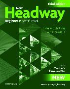 Cover-Bild zu New Headway: Beginner Third Edition: Teacher's Resource Pack von Soars, Liz