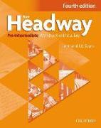Cover-Bild zu New Headway: Pre-Intermediate. Workbook without Key von Soars, John