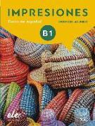 Cover-Bild zu Impresiones Internacional 3 - Kursbuch mit Code. Libro del Alumno von Varela Navarro, Montserrat