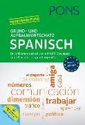 Cover-Bild zu PONS Grund- und Aufbauwortschatz Spanisch