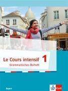 Cover-Bild zu Le Cours intensif 1. Grammatisches Beiheft 1. Lernjahr. Ausgabe Bayern 3. Fremdsprache