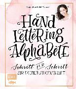 Cover-Bild zu Handlettering Alphabete (eBook) von Cappell, Tanja