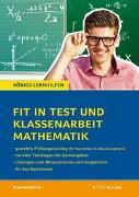 Cover-Bild zu Fit in Test und Klassenarbeit - Mathematik 9./10. Klasse Gymnasium von Göbels, Wolfgang