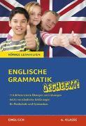 Cover-Bild zu Englische Grammatik gecheckt! 6. Klasse