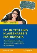 Cover-Bild zu Fit in Test und Klassenarbeit - Mathematik 5./6. Klasse Gymnasium von Kestler, Christine