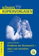 Cover-Bild zu Probleme der Grammatik - üben und verstehen von Schaefer, Suzanne