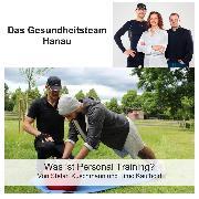 Cover-Bild zu Was ist Personal Training? (Audio Download) von Kaufhold, Timo