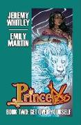 Cover-Bild zu Princeless Book 2: Deluxe Edition Hardcover von Jeremy Whitley