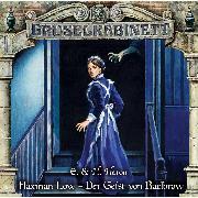Cover-Bild zu Gruselkabinett, Folge 155: Flaxman Low - Der Geist von Baelbrow (Audio Download) von Heron, E.