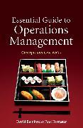 Cover-Bild zu Essential Guide to Operations Management (eBook) von Forrester, Paul