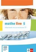 Cover-Bild zu mathe live. Arbeitsheft mit Lösungsheft und Lernsoftware 5. Schuljahr. Ausgabe W