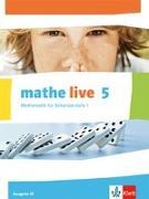 Cover-Bild zu mathe live. Schülerbuch 5. Schuljahr. Ausgabe W