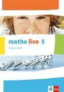 Cover-Bild zu mathe live. Arbeitsheft mit Lösungsheft 5. Schuljahr. Ausgabe W