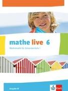 Cover-Bild zu mathe live. Schülerbuch 6. Schuljahr. Ausgabe W