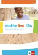 Cover-Bild zu mathe live. Schülerbuch 10 (G-Kurs). Ausgabe N, W und S ab 2014