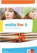 Cover-Bild zu mathe live. Schülerbuch 8. Schuljahr. Ausgabe W