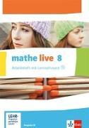 Cover-Bild zu mathe live. Arbeitsheft mit Lösungsheft und Lernsoftware. 8. Schuljahr. Ausgabe W