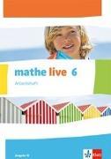 Cover-Bild zu mathe live. Arbeitsheft mit Lösungsheft 6. Schuljahr. Ausgabe W