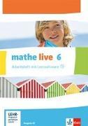 Cover-Bild zu mathe live. Arbeitsheft mit Lösungsheft und Lernsoftware 6. Schuljahr. Ausgabe W