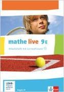 Cover-Bild zu mathe live 9E. Klasse 9. Ausgabe W ab 2014. Arbeitsheft mit Lösungsheft und Lernsoftware