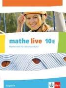 Cover-Bild zu mathe live Schülerbuch Klasse 10 (E-Kurs). Ausgabe W