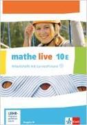 Cover-Bild zu mathe live 10E. Ausgabe W. Arbeitsheft mit Lösungsheft und Lernsoftware Klasse 10