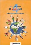 Cover-Bild zu ABC der Tiere 4 - Übungsheft von Mrowka-Nienstedt, Kerstin