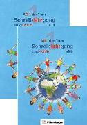 Cover-Bild zu ABC der Tiere 1 - Schreiblehrgang Druckschrift, Teil A und B. Neubearbeitung von Kuhn, Klaus (Hrsg.)