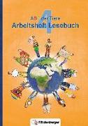 Cover-Bild zu ABC der Tiere 4 - Arbeitsheft Lesebuch · Neubearbeitung von Kuhn, Klaus