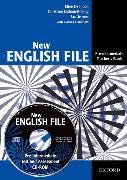 Cover-Bild zu Pre-Intermediate: New English File: Pre-intermediate: Teacher's Book with Test and Assessment CD-ROM - New English File von Oxenden, Clive