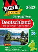 Cover-Bild zu ACSI Campingführer Deutschland 2022